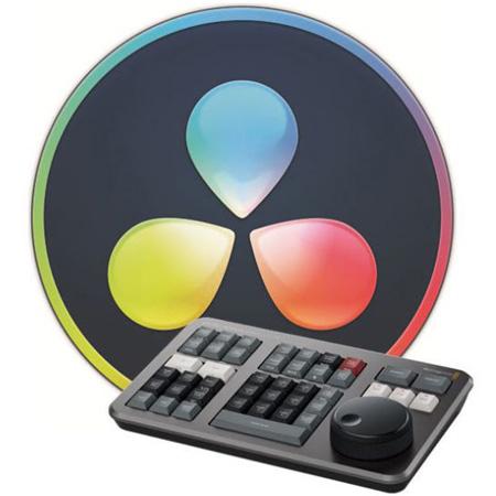 Blackmagic Design BMD-DV/RESSTUD/SE/BUN DaVinci Resolve Studio (License Key Only) with Free Speed Editor