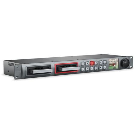 Blackmagic HyperDeck Studio HDMI/3G-SDI Solid State Disk Recorder