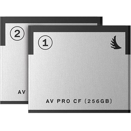 Angelbird 512GB Match Pack for the Blackmagic Design URSA Mini (2 x 256GB)