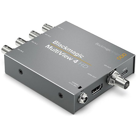 Blackmagic Design BMD-HDL-MULTIP3G/04HD MultiView 4 HD Mini Converter