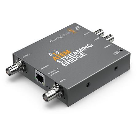 Blackmagic Design  ATEM Streaming Bridge H.264 Video Converter BMD-SWATEMMINISBPR