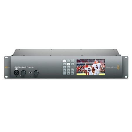 Blackmagic BMD-BDLKULSR4KEXTR3 UltraStudio 4K Extreme 3 Thunderbolt Video Capture and Playback Solution