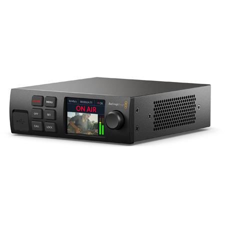 Blackmagic Design Web Presenter HD H.264 Live Streaming Encoder - 12G-SDI - Supports 720 HD/1080 HD/Ultra HD