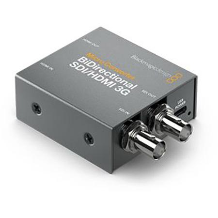 Blackmagic Design Micro Converter - BiDirectional SDI/HDMI 3G with Power Supply BMD-CONVBDC/SDI/HDMI03G/PS