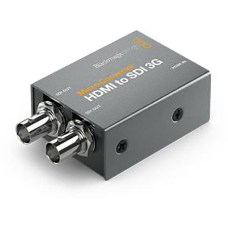 Blackmagic Design BMD-CONVCMIC/HS03G/WPSU Micro Converter - HDMI to SDI 3G with Power Supply
