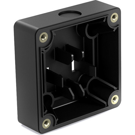 Bose 41865 On-wall Junction Box for DS 16S DS 16SE DS 40SE and DS 100SE - Black