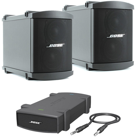Bose 44451 PackLite Power Amplifier Model A1 - Extended Bass Package