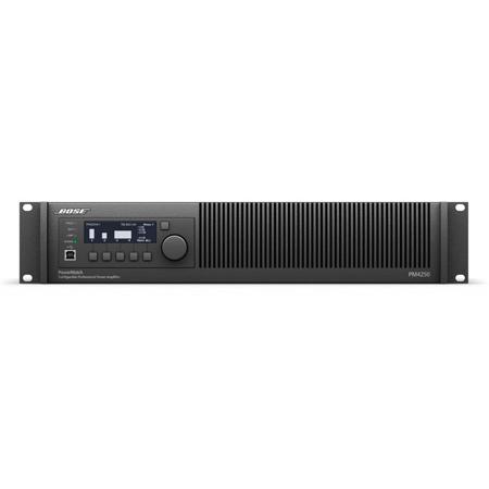 Bose PowerMatch PM4250 Configurable Amplifier