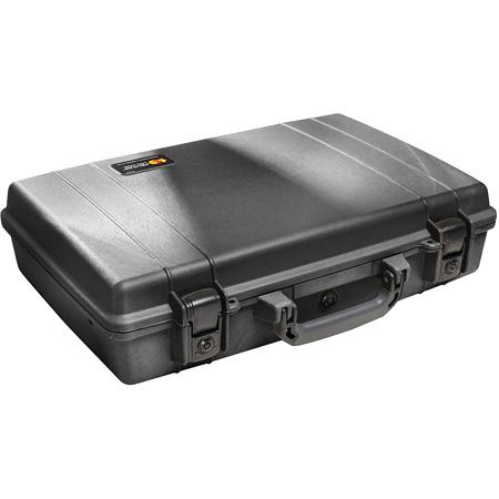 Pelican 1490WF Protector Laptop Case with Foam - Black