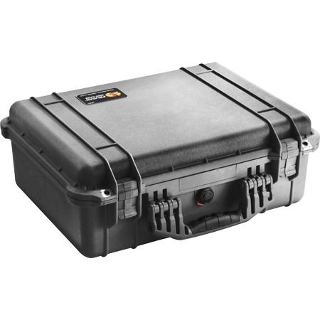 Pelican 1520WF Protector Case with Foam - Black