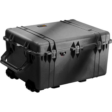 Pelican 1630 Transport Case w/Foam - Black