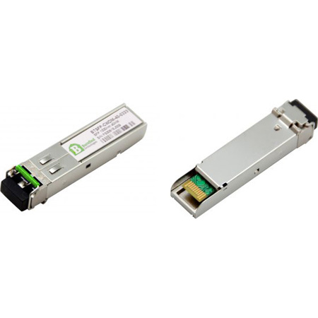 Barnfind BT-CWDM-10-3G35 Single Mode 3Gbps SFP Transceiver - 1350nm - SDI/HD-SDI/3G-SDI - 10km