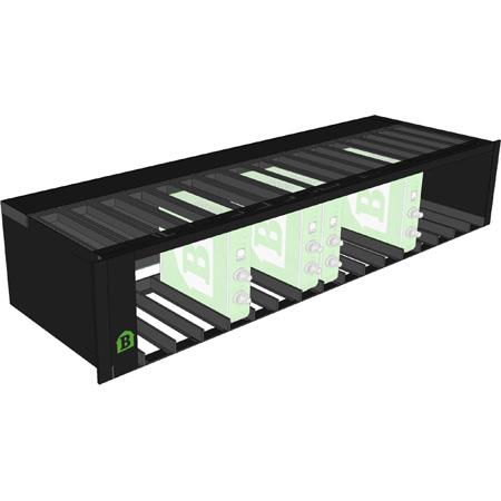 Barnfind BTF-MINI-16 Rack Mount Frame For up to 16 BarnMini Modules