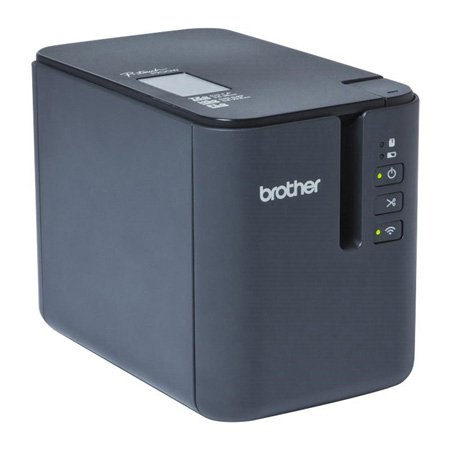 Brother PT-9800PCN Wireless Powered Network Laminated Label Printer