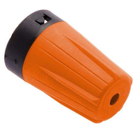 Neutrik BST-BNC-3 BNC Rear Twist Colored Boots - Orange