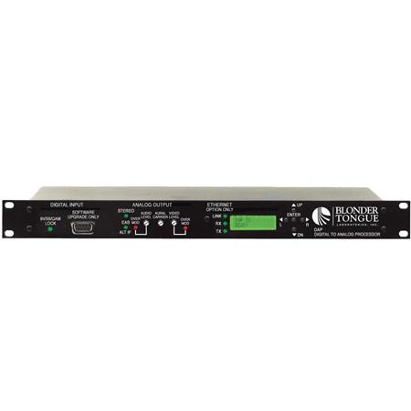 Blonder Tongue DAP PLUS Digital to Analog Processor Plus Broadcaster AFD