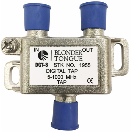 Blonder Tongue DGT Digital Ready Directional Tap 1 Output - 18 dB
