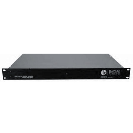 Blonder Tongue FOC-104U-SA 1x4 Optical Coupler 19 Inch Rack Mount - SC/APC Connectors