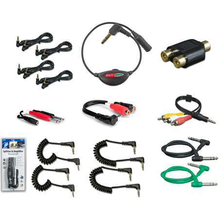 Beachtek CABLE KIT Handy Adapters and Cables