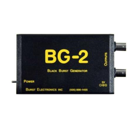 Burst BG2-12V Dual Output Blackburst Generator with 12V Power Supply