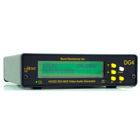 Burst Electronics DG-4 Digital Generator (HD/SD/AES)
