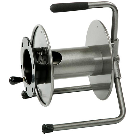 Hannay Reels C16-10-11Cable Reel with Drum Extension Painted Graphite