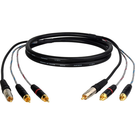 Sescom C3P-C3P-10 Dubbing Cable Premium RCA AV - 10 Foot