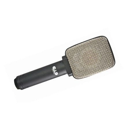 CAD Audio D84 Side Address Large Diaphragm Cardioid Condenser Cabinet/Percussion Microphone