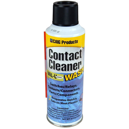 CAIG Products DCC-V511 DeoxIT® 10 Ounce Val-U Contact Cleaner Wash