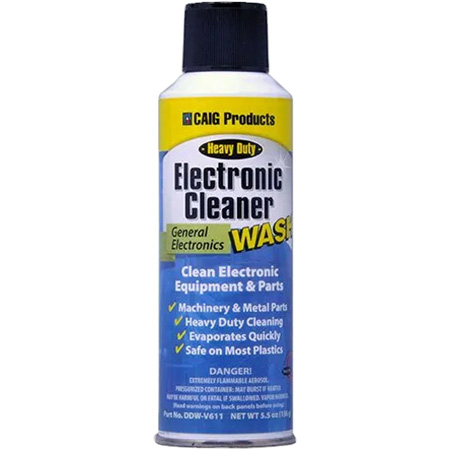 CAIG Products DDW-611 Electronic Cleaner Wash - Val-U Series