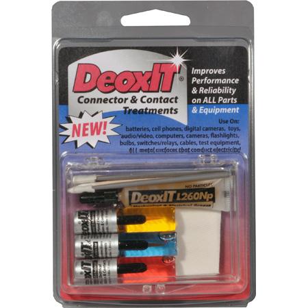 CAIG Products K-2C - DeoxIT® Sampler Kit