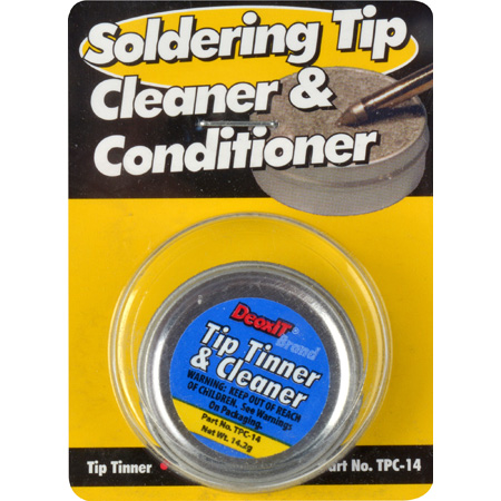 CAIG Products TPC-14 DeoxIT® Brand Lead-Free Tip Tinner