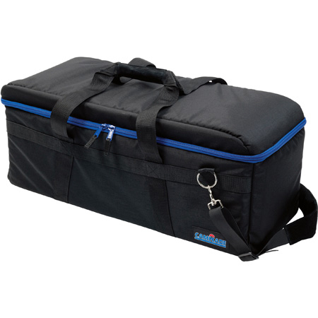 camRade CAM-CB-HD-LARGE camBag Hard Padded Camera Bag for Camcorders up to 30.3 Inches - Large - Black
