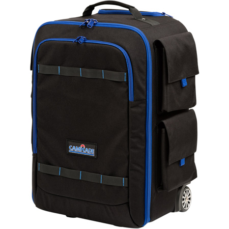 camRade CAM-TM-LARGE travelMate Large Backpack with Wheels for Professional Cameras up to 52cm / 20.5 Inch