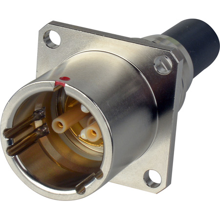 Canare FCMR - Fiber Optic Panel Mount Jack Receptacle