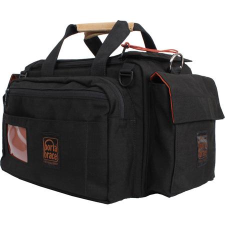Portabrace CAR-1 Cargo Case Black