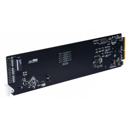 Cobalt Digital 9004 Dual 3G/HD/SD-SDI/ASI Non-Reclocking Distribution Amplifier openGear Card