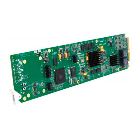 Cobalt Digital 9220 Bidirectional ASI/MPTS Gateway openGear Card