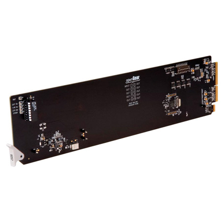 Cobalt Digital 9257 openGear 1x9 MADI Audio Distribution Amplifier Card