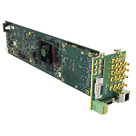 Cobalt Digital 9971-MV6-4K 12G/6G/3G/HD/SD Expandable UHD Multiviewer - 6-Input openGear Card