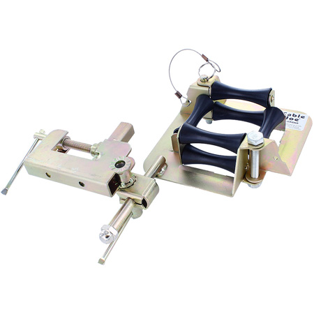 Cable Joe Clamp-On Roller Glide Cable Install Helper