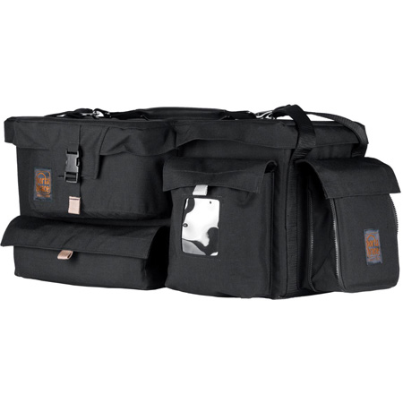Porta-Brace CC-22-PW-BK Quick Draw Case BLACK