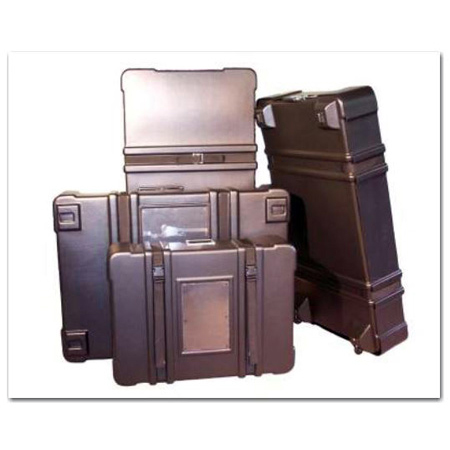 CDC 278 Expo II Telescoping Shippng Case 53 x 25.5 x 10 inches