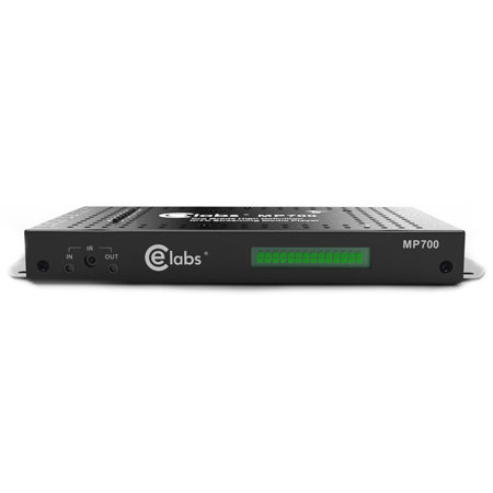 CE Labs MP700G HD Network Digital Media Player - HDMI/ VGA/ Component/ Digital/ Analog Audio/ 8 GPIO