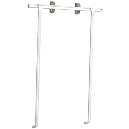 Chief WBM3E Micro-Adjustable Telescoping Whiteboard Mount - Holds up to 125 lbs
