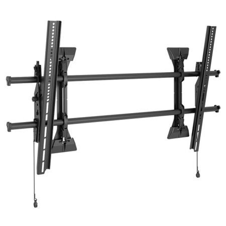 Chief XTM1U X-Large Fusion Micro-Adjustable Tilt Wall Mount - Zoom Rooms Compatible