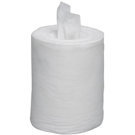 Techspray 1608-100R Isopropyl Alcohol Cleaning Wipes 70 Percent IPA - Refill Roll - 100 Pack