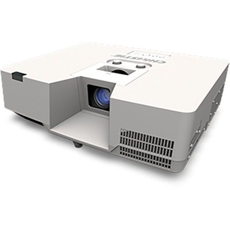 Christie LWU530-APS 5300 ANSI Lumens WUXGA 3LCD Video Projector with HDBaseT
