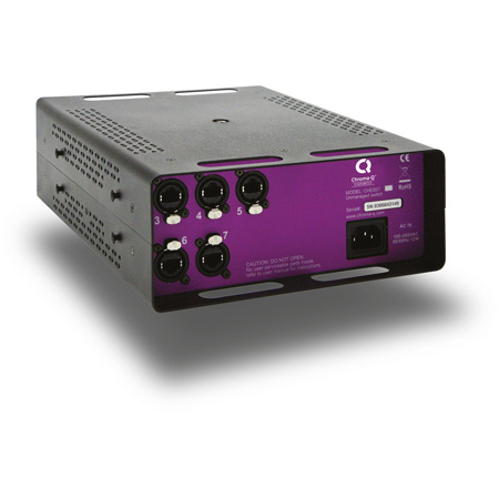 Chroma-Q CHES07 Ethernet Switch-7
