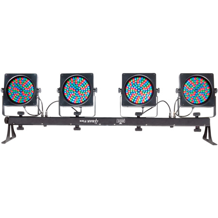 Chauvet 4BARFLEX Complete Wash Lighting Solution for Mobile Entertainers